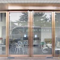 开发区办公室玻璃门安装