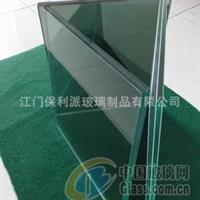 供应6+6双钢夹层玻璃