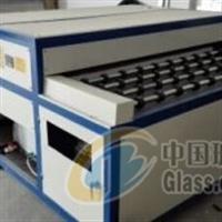 1600型卧式玻璃清洗干燥机