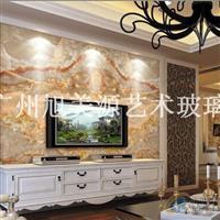 高端玉石,石材背景墙系列—玉雕,仿玉雕背景墙
