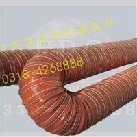 钢化炉用耐高温伸缩软管