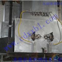 设计建造1吨玻璃珠(玻璃钻)电炉