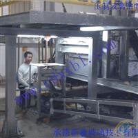 设计建造1.5吨玻璃珠(玻璃钻)电炉