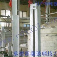 设计建造日产30吨玻璃电熔炉