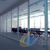 北京朝阳区专业安装玻璃门 隔断