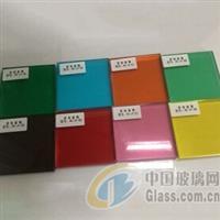 厂家直销高品质夹颜色夹胶玻璃