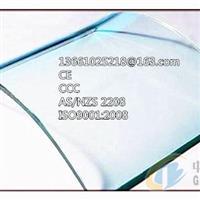弯钢化玻璃弯曲半径1000mm