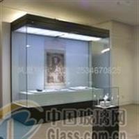 博物馆展柜玻璃