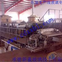 设计建造压延生产线―玻璃电熔炉