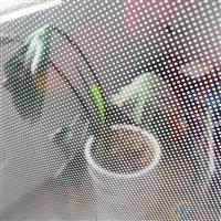 仿3M装饰法纱渐变装饰玻璃膜