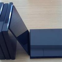 8-19mm浮法黑玻璃