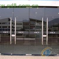 朝阳区安装玻璃橱窗定做玻璃门