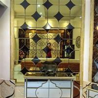 广东优质艺术玻璃、拼镜加工价格