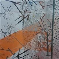 供应隔断玻璃,镀可钢化钛金