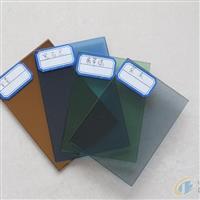 low-e玻璃 镀膜有色玻璃