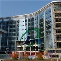 秦林中空玻璃工程案例-创业大厦