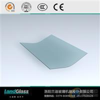 冷柜钢化玻璃