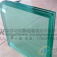钢化玻璃餐桌 圆形钢化玻璃桌面