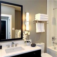 卫浴镜加工定做 卫浴镜厂家