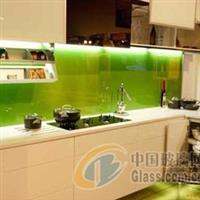 定制家具钢化烤漆玻璃