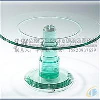 钢化玻璃桌面 桌面玻璃加工