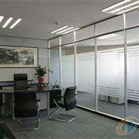 郑州厂家办公室隔断  玻璃墙