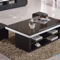 家具黑色钢化玻璃