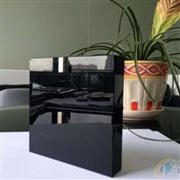 5-15mm家具钢化黑玻