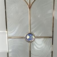 无焊点镶嵌玻璃