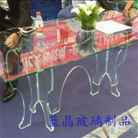 供给优良钢化玻璃茶几玻璃