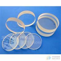 直销各种尺寸圆片钢化工部玻璃
