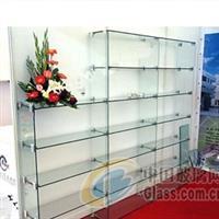 上海厂家加工定制玻璃展示柜