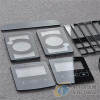广东深圳精雕丝印仪器仪表玻璃镜片