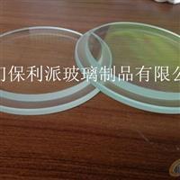 专业生产灯具钢化台阶玻璃