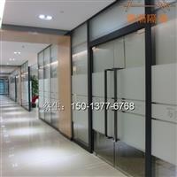 深圳辦公玻璃隔斷