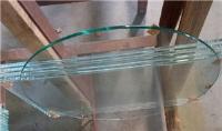 上海采购-钢化玻璃圆桌面