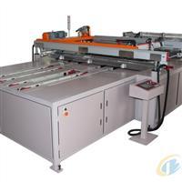 大型四柱式玻璃丝网印刷机