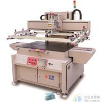 精密彩晶玻璃丝网印刷机