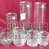 廠家直銷玻璃燭臺玻璃燭杯