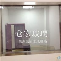 辨认审讯监控观察室单向透视玻璃
