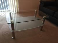 东莞采购-钢化玻璃桌