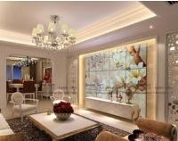 淮安采购-艺术玻璃背景墙