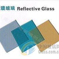 供应大量6MM镀膜玻璃