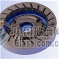 斜邊機用樹脂輪 -天藍