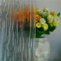 建筑用壓花玻璃