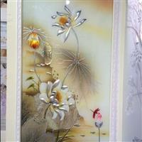 艺术玻璃彩绘机