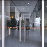 顺义区安装玻璃门安装无框玻璃门