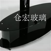 上海12毫米纯黑色钢化玻璃价格