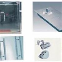 北京玻璃门地弹簧如何安装