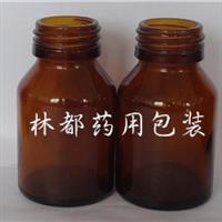 棕色模制玻璃瓶,瓶型独特